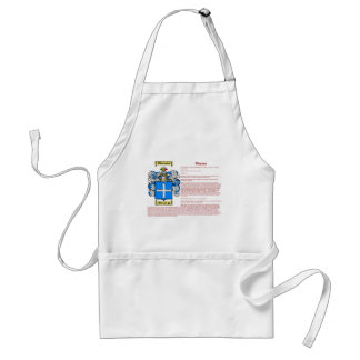 Florence (meaning) standard apron