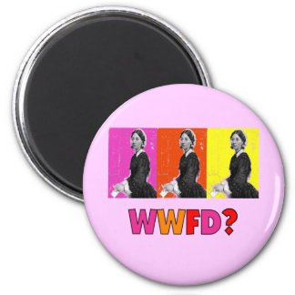 Florence Nightengale Gifts WWFD Fridge Magnets