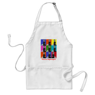 florence nightengale POPART T-Shirts & Gifts Standard Apron