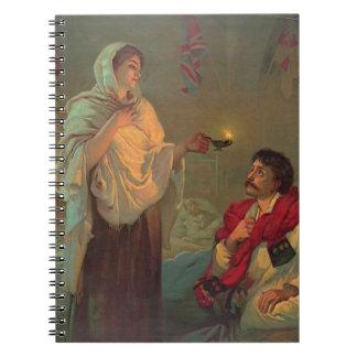 Florence Nightingale 1891 Notebooks