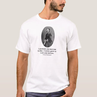 Florence Nightingale Basic T-Shirt