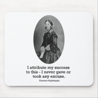 Florence Nightingale Mouse Pad