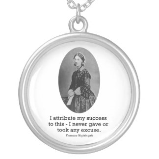 Florence Nightingale necklace