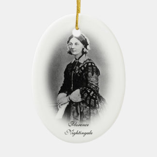 Florence Nightingale-Nursing Graduate+personalize Christmas Ornaments