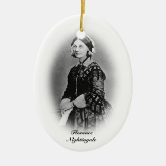 Florence Nightingale-Nursing Graduate+personalize Ornament
