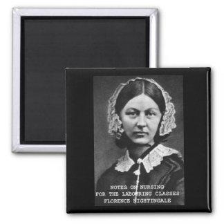 Florence  Nightingale  Nursing Notes Magnet