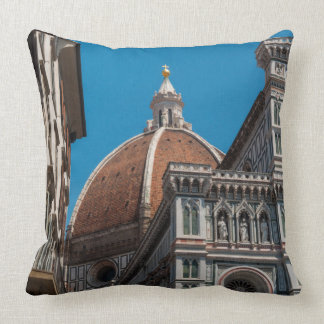 Florence or Firenze Italy Duomo Cushion