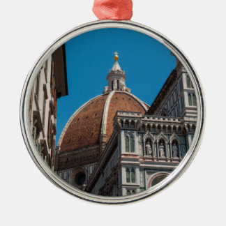 Florence or Firenze Italy Duomo Metal Ornament
