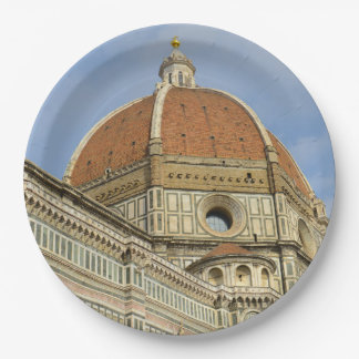Florence or Firenze Italy Duomo Paper Plate