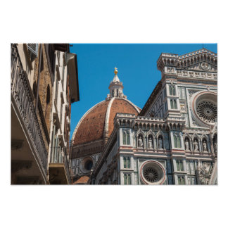 Florence or Firenze Italy Duomo Photo Print
