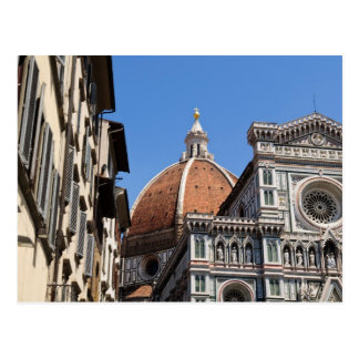 Florence or Firenze Italy Duomo Postcard