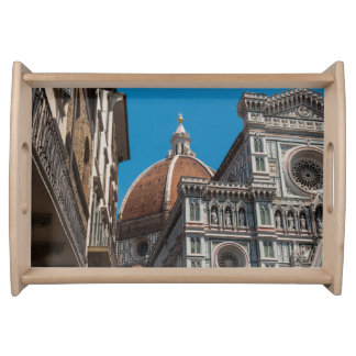 Florence or Firenze Italy Duomo Serving Tray