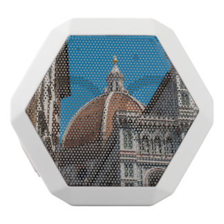 Florence or Firenze Italy Duomo White Bluetooth Speaker