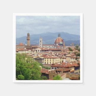 Florence Paper Serviettes