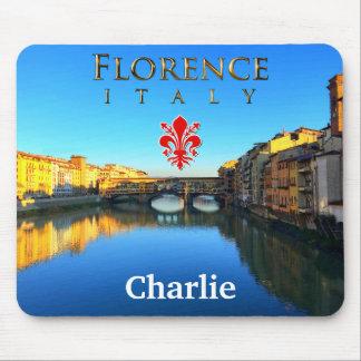 Florence - Ponte Vecchio Mouse Pad
