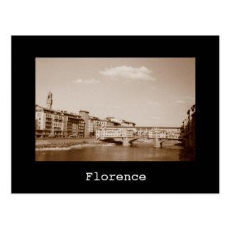 Florence Postcard