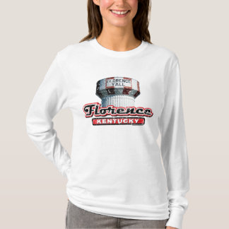 Florence Retro Ladies LS T-shirt