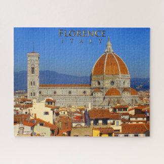 Florence - Santa Maria del Fiore Jigsaw Puzzle