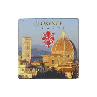 Florence - Santa Maria del Fiore Stone Magnet
