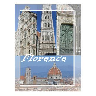 Florence: the Duomo Postcard