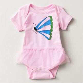 Florence Tutu Bodysuit/Babygrow Baby Bodysuit