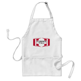 Florence Y all Apron