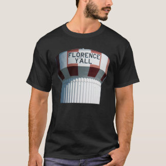 Florence Y'all Famous Water Tower T-shirt