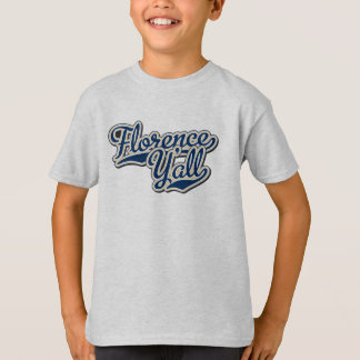 Florence Y'all Kid's T-shirt