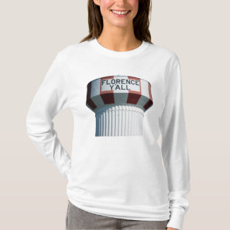 Florence Y'all Water Tower Ladies T T-Shirt