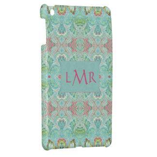 Florentine Abstract Monogram Mini iPad Case Cover For The iPad Mini