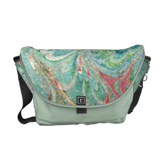 Florentine Pastel Commmuter Bag Courier Bags