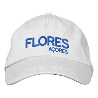 Flores Açores Adjustable Hat Embroidered Baseball Caps