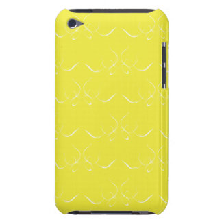 Florid Pattern yellows iPod Touch Case