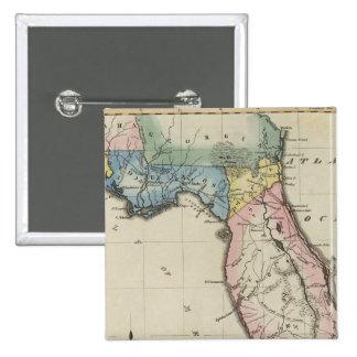 Florida 11 15 cm square badge