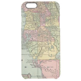 Florida 4 clear iPhone 6 plus case
