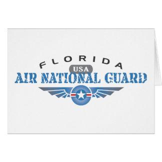 Florida Air National Guard Greeting Card
