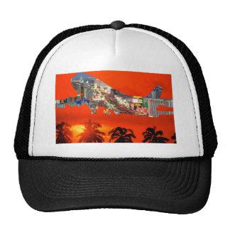 florida airlines trucker hat