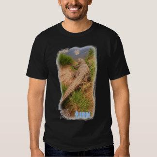 Florida alligator guys shirt