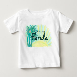Florida baby sunny palms established 1845 tee