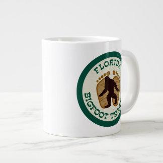 Florida Bigfoot Tracker Large Coffee Mug