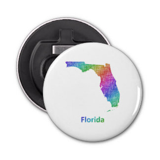 Florida Bottle Opener