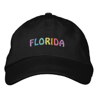 FLORIDA cap Embroidered Hat