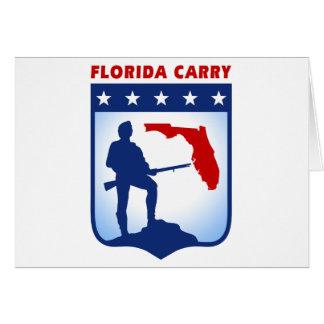 Florida Carry Gear Card
