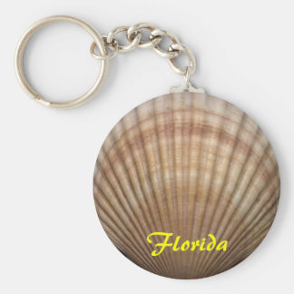 Florida Chain Key Ring