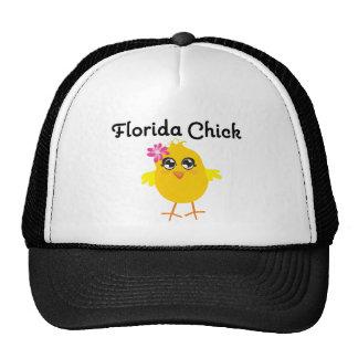 Florida Chick Trucker Hat