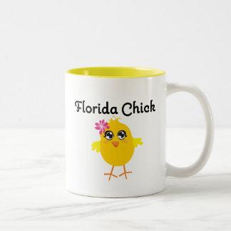 Florida Chick Mugs