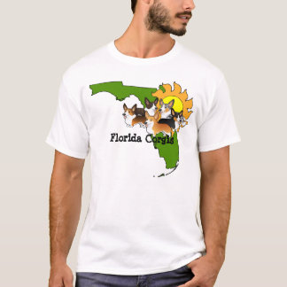 Florida Corgi Shirt