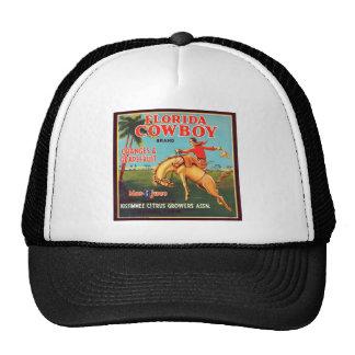 Florida Cowboy Trucker Hat