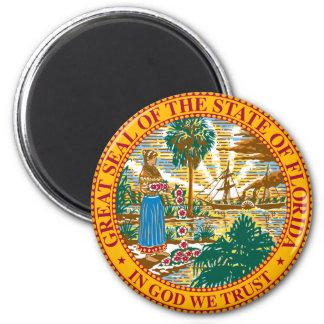Florida Crest Magnet