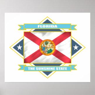 Florida Diamond Poster